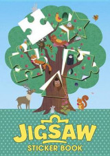 Omslag - Jigsaw Sticker Book