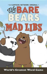 Omslag - We Bare Bears Mad Libs
