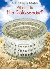 Omslag - Where Is the Colosseum?