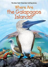 Omslag - Where Are the Galapagos Islands?