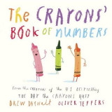 Omslag - The Crayons' Book of Numbers