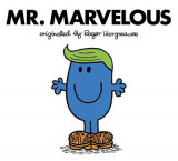 Omslag - Mr. Marvelous