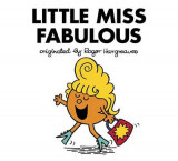Omslag - Little Miss Fabulous