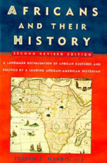 Africans and Their History av Joseph Harris (Heftet)