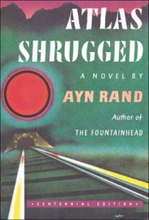 Atlas shrugged av Ayn Rand (Heftet)