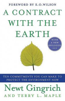 A Contract with the Earth av Dr Newt Gingrich (Heftet)
