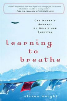 Learning to breathe av Alison Wright (Heftet)