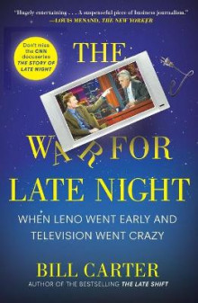 The War for Late Night av Bill Carter (Heftet)