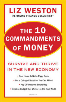 10 Commandments of Money av Liz Pulliam Weston (Heftet)