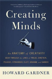 Creating Minds av Howard Gardner (Heftet)