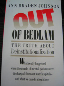 Out of Bedlam av Ann Braden Johnson (Heftet)