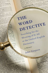Omslag - The Word Detective