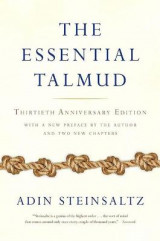Omslag - The Essential Talmud