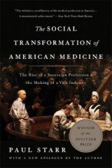 Omslag - The Social Transformation of American Medicine