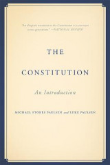 Omslag - The Constitution
