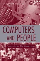 Computers and People av W. Neville Holmes (Heftet)