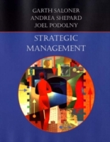 Strategic Management av Garth Saloner, Andrea Shepard og Joel Podolny (Innbundet)