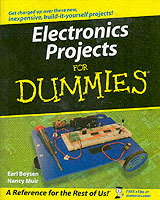 Electronics Projects For Dummies av Earl Boysen og Nancy C. Muir (Heftet)