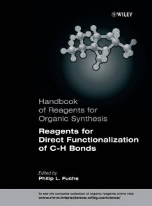 Handbook of Organic Reagents av Philip L. Fuchs (Innbundet)