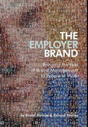 The Employer Brand av Simon Barrow og Richard Mosley (Innbundet)