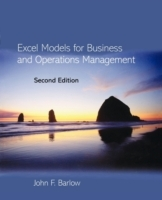 Excel Models for Business and Operations Management av John F. Barlow (Heftet)