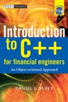 Introduction to C++ for Financial Engineers av Daniel J. Duffy (Innbundet)