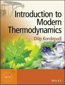 Introduction to Modern Thermodynamics av Dilip Kondepudi (Heftet)