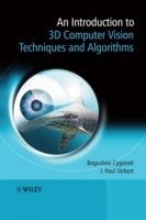 An Introduction to 3D Computer Vision Techniques and Algorithms av Boguslaw Cyganek og J. Paul Siebert (Innbundet)