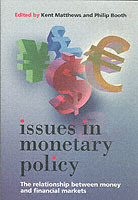 Issues in Monetary Policy (Heftet)