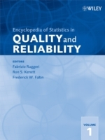 Encyclopedia of Statistics in Quality and Reliability (Innbundet)
