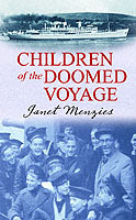 Children of the Doomed Voyage av Janet Menzies (Innbundet)