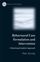 Behavioral Case Formulation and Intervention av Peter Sturmey (Innbundet)