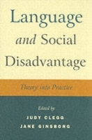 Language and Social Disadvantage (Heftet)