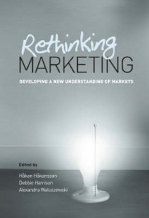 A New Understanding of Marketing (Innbundet)