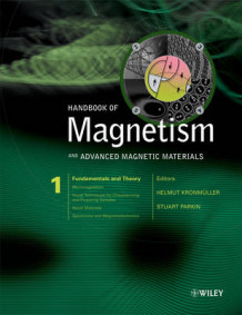 Handbook of Magnetism and Advanced Magnetic Materials (Innbundet)