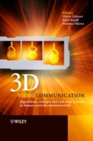 3D Videocommunication (Innbundet)