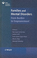Families and Mental Disorder (Innbundet)