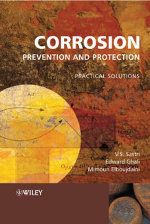 Corrosion Prevention and Protection av Edward Ghali, V. S. Sastri og M. Elboujdaini (Innbundet)