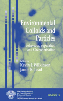 Environmental Colloids and Particles (Innbundet)