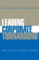 Leading Corporate Turnaround av Stuart Slatter (Innbundet)