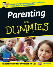 Parenting For Dummies av Helen Brown (Heftet)