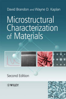 Microstructural Characterization of Materials av David G. Brandon og Wayne D. Kaplan (Heftet)