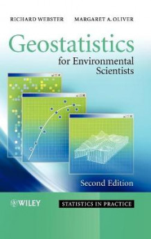 Geostatistics for Environmental Scientists av Richard Webster og Margaret A. Oliver (Innbundet)