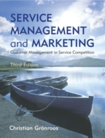 Service Management and Marketing: Customer Management in Service Competitio av Christian Gronroos (Heftet)
