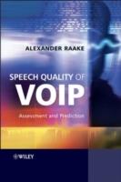 Omslag - Speech Quality of VoIP
