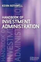 Handbook of Investment Administration av Kevin Rothwell (Heftet)