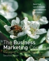 The Business Marketing Course av David I. Ford, Lars-Erik Gadde, Hakan Hakansson og Ivan Snehota (Heftet)