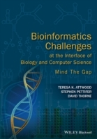 Omslag - Bioinformatics Challenges at the Interface of Biology and Computer Science