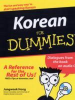 Korean For Dummies av Jungwook Hong (Heftet)