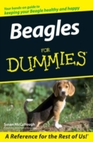 Beagles for Dummies av Susan McCullough (Heftet)
